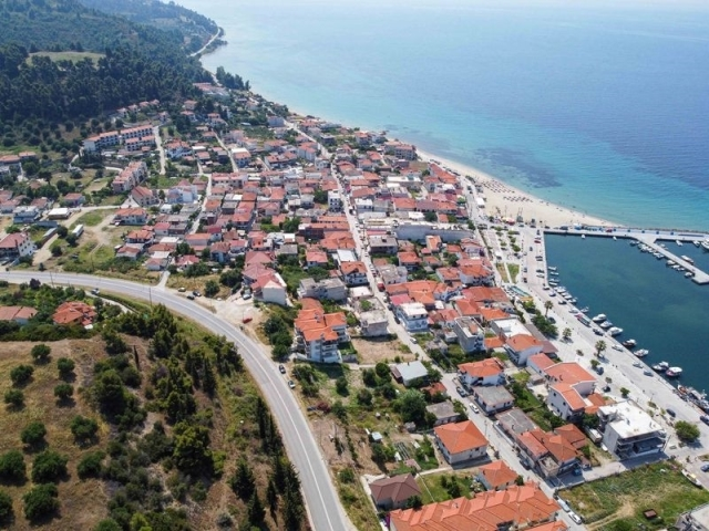 (For Sale) Land Plot || Chalkidiki/Pallini - 552 Sq.m, 90.000€